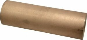 Made In Usa 2 Inch Outside Diameter X 6 1 2 Inch Long Bronze Round Tube 1 In