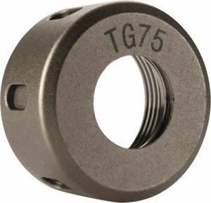 Accupro Collet Nut Series Tg pg 75