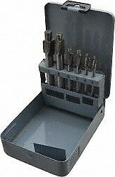 Value Collection Solid Pilot Counterbore Sets Fastener Type Compatibility S