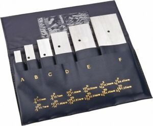 Value Collection 3 8 To 2 1 4 Inch Adjustable Parallel Set 5 1 16 Inch Long