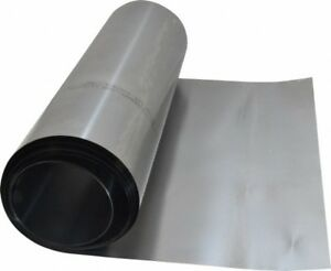 Made In Usa 10 Ft Long X 12 Inch Wide X 0 002 Inch Thick Roll Shim Stock Steel
