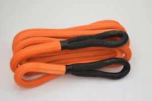 1inch30ft Energy Rope Double Braid Tow Rope Car Kinetic Rope Recovery Rope