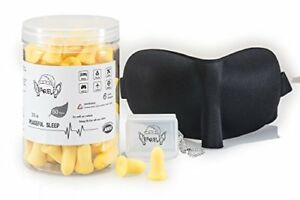 Ear Elf Earplugs For Sleeping Made From Extra Thick Foam Soft Comfortable Sound