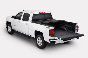 Fits A 07 Tundra 8ft Long Bed Tonno Pro Soft Lo Roll Up Tonneau Cover Lr 5015