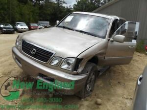 98 02 Land Cruiser Rear Axle Without Differential Lock Locking Posi 133405