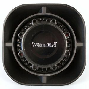 Whelen Sa315p Engineering 100 Watt Projector Series Slim Car Speaker