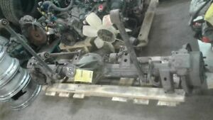 98 02 Land Cruiser Rear Axle Without Differential Lock Locking Posi 200256