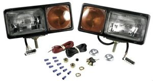 Grote 64291 4 Per Lux Snowplow Lamp Sealed Beam With Connector