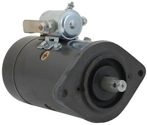 New Pump Motor For Hale Fire Truck Primer 46 235 46 2155 46 2244 Mcl6225