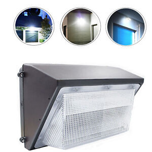 New Led Wall Pack Outdoor Industry Standard Forward Throw Replaces 400w 1000w Mh