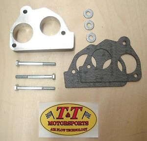 Tnt Throttle Body Tbi Spacer 87 95 Chevy Gmc 1500 5 7l