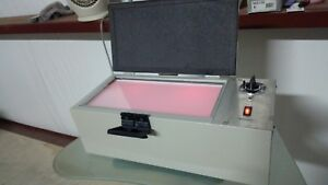 Star X ray Xrd612 Dental Optic X ray Film Duplicator Copy System Used
