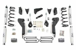 Zone Offroad 6 Inch Lift Kit 2003 07 Dodge Ram 2500 3500