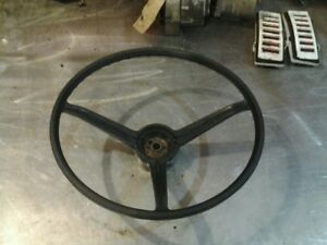 1967 1968 Camaro Original 3 Spoke Steering Wheel