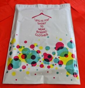 Pick Size Quantity Poly Mailers bubbly Dress 6x9 7 5x10 5 10x13 12x15