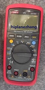 True Rms Digital Multimeter Variable frequency Drive Cap Fre Temp Test Ut139c
