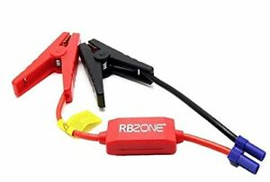 Replacement Jump Starter Connector Emergency Lead Cable Car Battery Booster