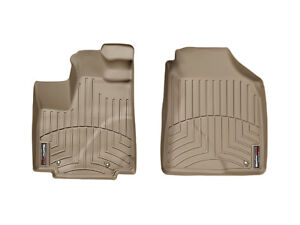Weathertech Floorliner Floor Mats For Honda Pilot Acura Mdx 1st Row Tan
