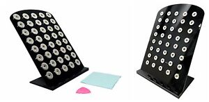 Ladieshow Snap Jewelry Display Stand For 12mm 18mm 20mm Snap Jewelry Buttons