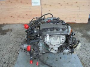 2000 Honda Integra 4dr Sedan Db6 Zc Sohc Non vtec Complete Engine Zc W at Jdm