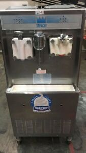 Taylor 632 33 Soft Serve Frozen Yogurt Ice Cream Shake Machine 3phase