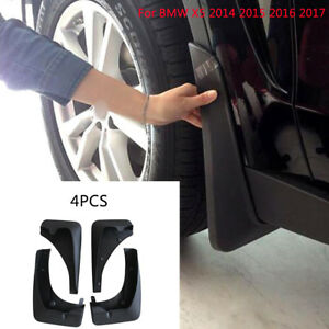 New 2014 2017 Bmw X5 Moulded Mud Flaps Front Rear Splash Guards