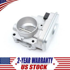 New Throttle Body Fits For Compass Caliber 1 8l 2 0l 2 4l 04891735ac Jeep Dodge