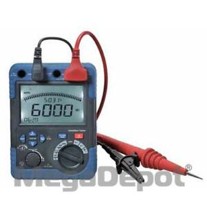 Reed R5002 nist High Voltage Insulation Tester