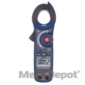 Reed R5040 1000a Ac dc Clamp Meter With Temperature Measuring