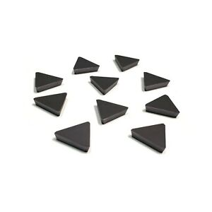 Dz Sales Triangular Milling Inserts For Steel 10 Pack