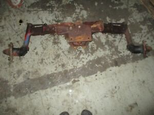 Ford 600 800 Tractor Wide Front