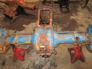 Ford 2000 3 Cylinder Tractor Rear End