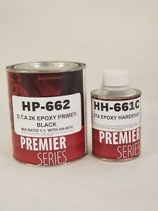 Tamco Paint Hp 662 Quart Dta Black Direct 2 Anything Epoxy Sealer