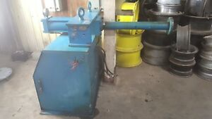 Perrin Hydraulic Filter Press Cabinet Cylinder And Control Box Open For Offers