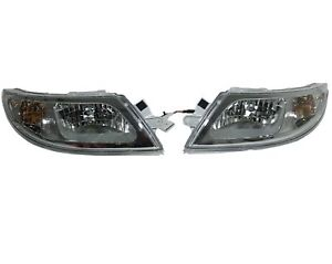 International 4100 4200 Headlights 4300 4400 8600 Pair Oe 3574387c93 3574388c93