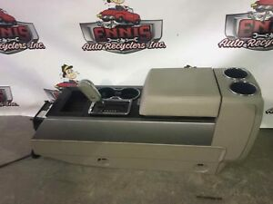 13 Ford Expedition Front Floor Center Console