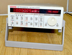 Keithley 487 Picoammeter Voltage Source a5