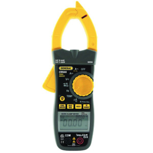 Professional Auto Ranging Digital Ampere Meter Clamp Multimeter Nvc Detection