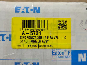 Eaton Fuller Gear Synchronizer Assembly A 5721 A5721 Replaces A 5540