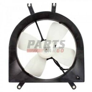 New Front Radiator Fan Motor Fits 1992 1998 Honda Civic 19030p1r003