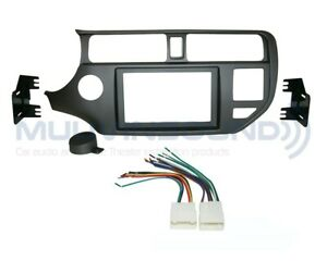 Radio Stereo Installation Mounting Dash Kit Combo Dd Wire Harness K13