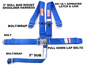 5 Point Harness In Stock | Replacement Auto Auto Parts Ready To Ship