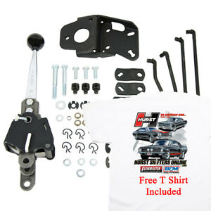 Hurst 5030030 Indy Manual 4 Speed Shifter Universal Muncie T10 Gm Free T Shirt