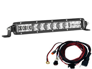 Rigid Industries 911313 10 Sr 2 Series Pro Led Light Bar Driving Spot Combo Kit