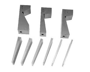 9pc Universal Angle Block Set 25 X 3 Inches
