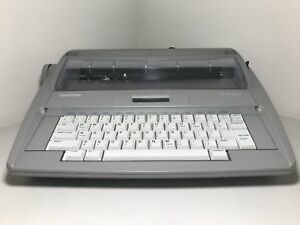 Brother Sx 4000 Electronic Lcd Display Typewriter W dictionary