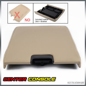 For Chevy Silverado Gmc Sierra Center Console Lid Bench Beige 924 836 20864154