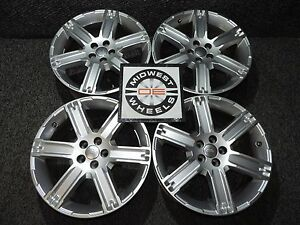 Land Rover Discovery Discovery Sport Evoque 19 Factory Oe Wheels 5x120 19x8