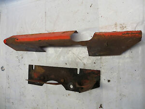Case 600 430 530 630 Tractor Bracket And Shield