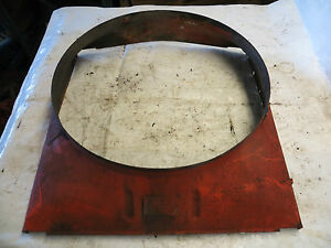 Case David Brown 1210 Tractor Fan Shroud